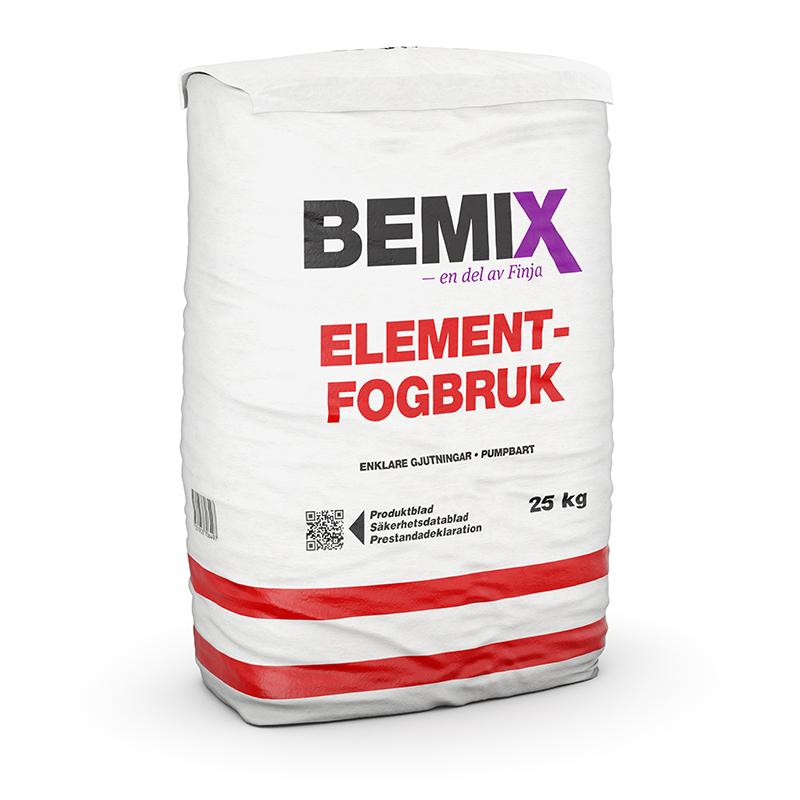 Bemix Elementfogbruk