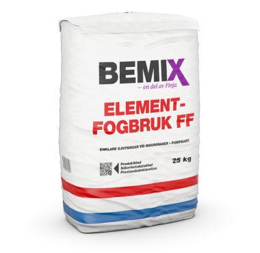 Bemix Elementfogbruk FF